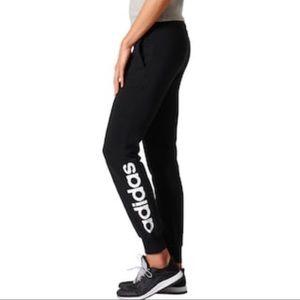 Adidas Essential Linear Jogger Sweatpants NWT